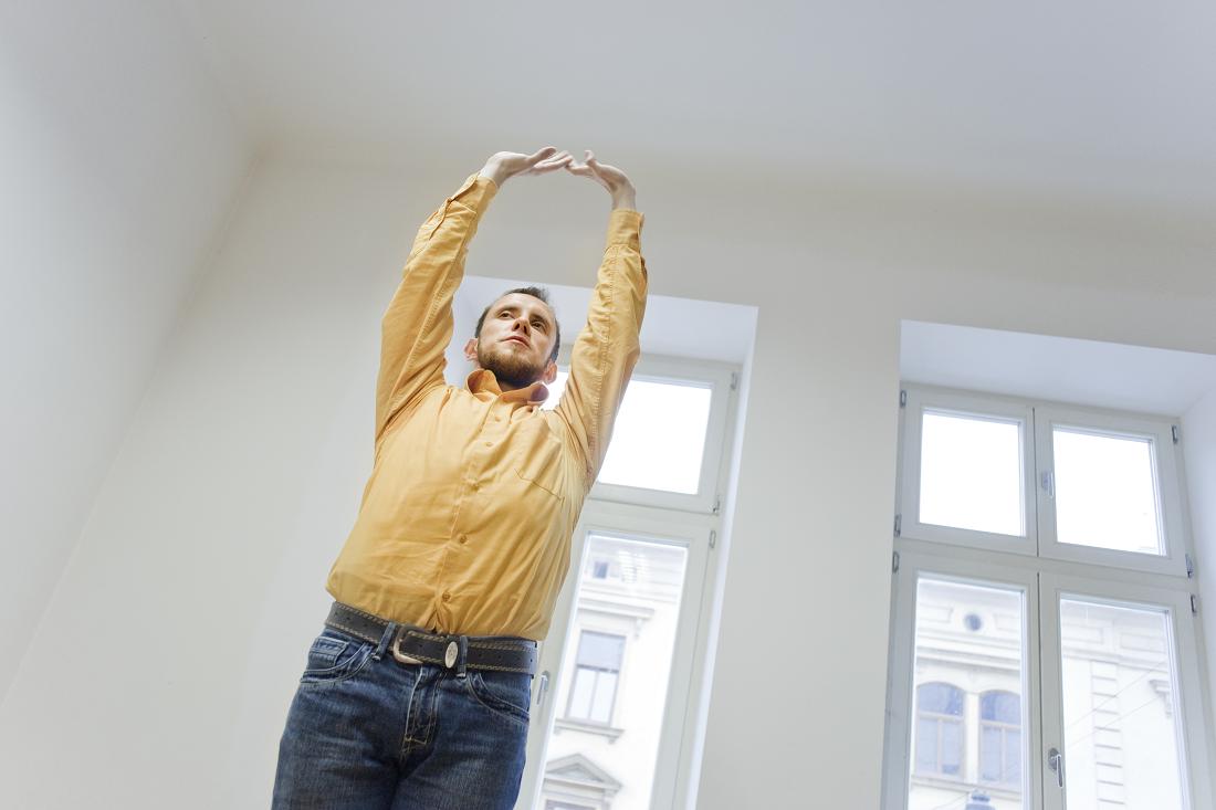 ulga dla kręgosłupa ćwiczenie rozciągające